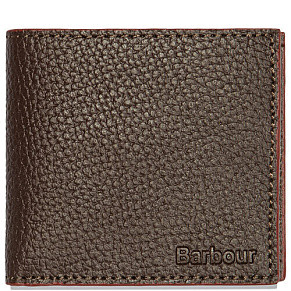 Кошелек Barbour Grain Leather (Brown)