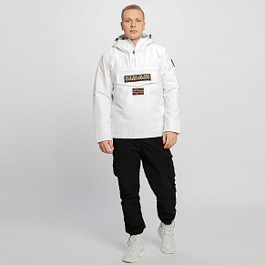 Мужской анорак Napapijri Rainforest Winter 1 (Bright White)