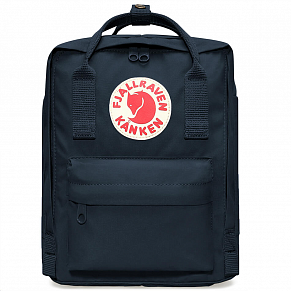 Fjallraven Kanken Mini Backpack (Navy)