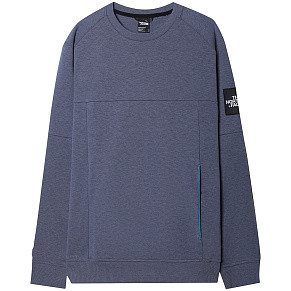 Мужская толстовка The North Face Fine 2 Crew (Grisaille)
