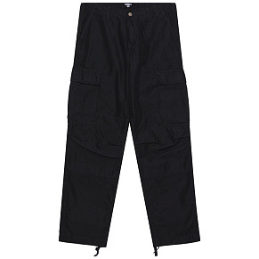 Мужские брюки Carhartt WIP Regular Cargo (Black)