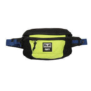 Сумка поясная OBEY Conditions Waist Bag Iii (Multi - Black)