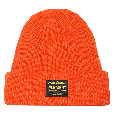 Шапка Element x Nigel Cabourn Hash Beanie (Orange)