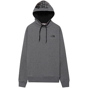 Мужская толстовка The North Face Seasons Drew Peak Hooded (Medium Grey)