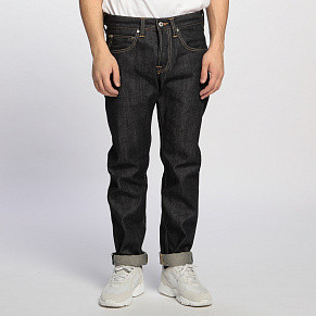 Мужские джинсы Edwin ED-39 Regular Loose (Blue Unwashed)
