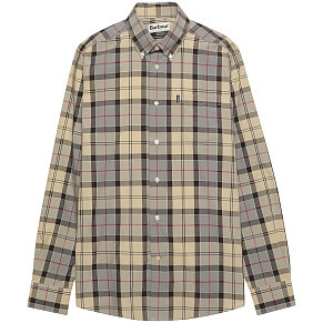 Мужская рубашка Barbour Tartan Tailored (Dress)