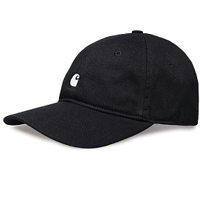 Кепка Carhartt WIP Madison Logo (Black)