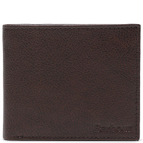 Кошелек Barbour Ladon Leather Billfold (Brown)