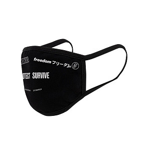 Маска Frihet Protect Survive (Black)