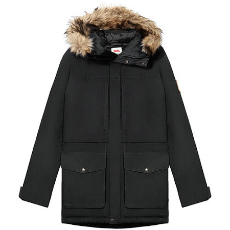 Fjallraven Yupik Parka (Dark Grey)
