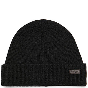 Шапка Barbour Carlton Beanie (Black)