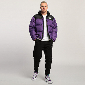 Мужская куртка The North Face 1996 Retro Nuptse (Hero Purple)