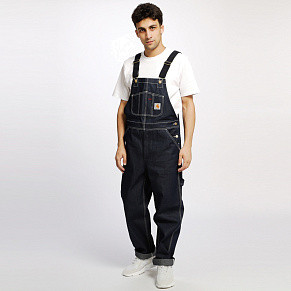 Мужские джинсы Carhartt WIP Big Overall 11 Oz (Blue Rigid)