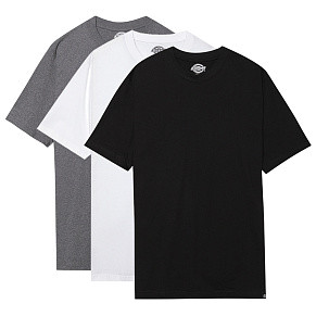 Набор Dickies 3Pack (White - Grey - Black)