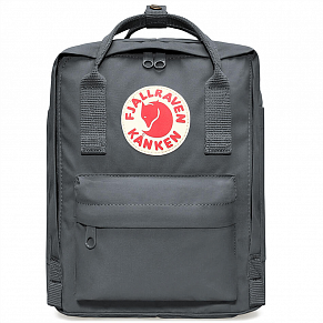 Fjallraven Kanken Mini Backpack (Graphite)