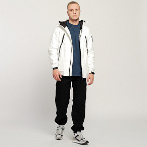 Мужская куртка Outhere 09:10 PM Windbreaker (White)