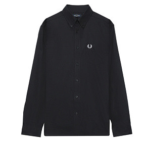 Мужская рубашка Fred Perry Oxford (Navy)