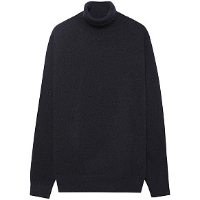 Мужской свитер Barbour Leahill Roll Neck (Navy)
