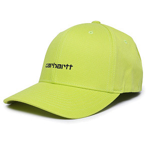 Кепка Carhartt WIP Script (Lime)