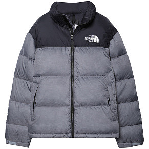 Мужская куртка The North Face 1996 Retro Nuptse (Medium Grey Heather)