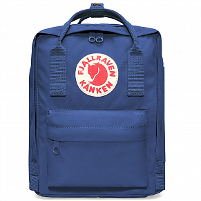Fjallraven Kanken Mini Backpack (Deep Blue)