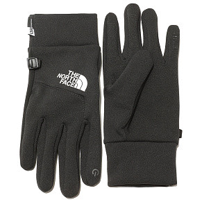 Перчатки The North Face Etip (Black - White)