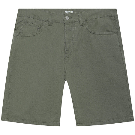 Мужские шорты Carhartt WIP Newel (Dollar Green)