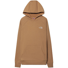 Мужская толстовка The North Face Raglan Red Box Hood (British Khaki)