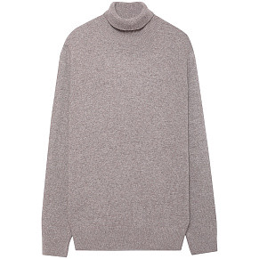 Мужской свитер Barbour Leahill Roll Neck (Stone)