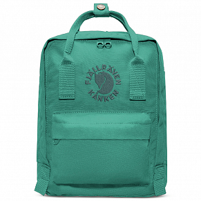 Рюкзак Fjallraven Re-Kanken Mini (Emerald)