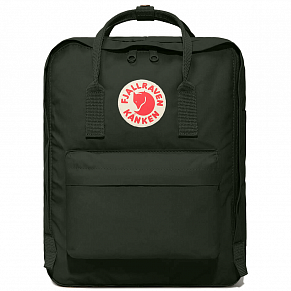 Fjallraven Kanken Backpack (Deep Forest)