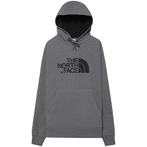 Мужская толстовка The North Face Drew Peak Hooded (Medium Grey)