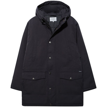 Женская парка Carhartt WIP Tropper (Dark Navy)