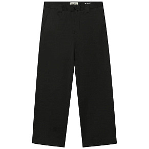 Женские брюки Carhartt WIP Great Master (Black Rinsed)
