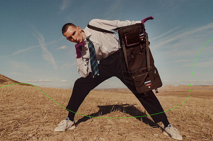 Ader Error x Eastpak