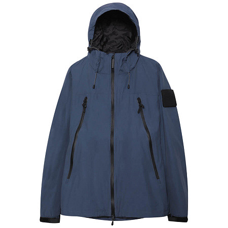 Мужская куртка Outhere 09:10 PM Windbreaker H²O Reaktive (Navy)