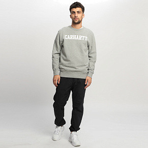 Мужская толстовка Carhartt WIP College (Grey Heather)