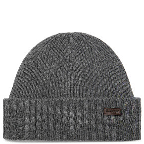 Шапка Barbour Carlton Beanie (Grey)
