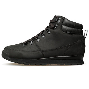Мужские ботинки The North Face Back to Berkeley Redux Leather (Black)