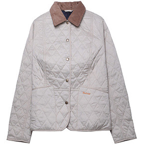 Женская куртка Barbour Summer Liddesdale Quilted (Pearl)