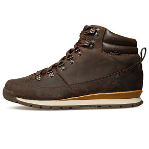 Мужские ботинки The North Face Back to Berkeley Redux Leather (Chocolate Brown)