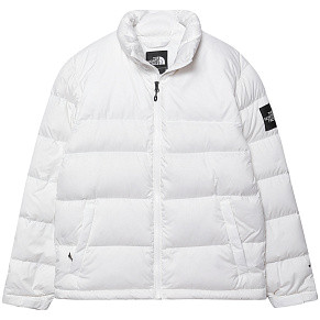 Мужская куртка The North Face 1992 Nuptse (White Reflective)