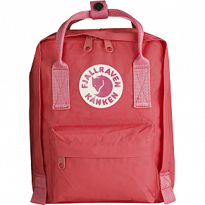 Fjallraven Kanken Kids Backpack (Peach Pink)