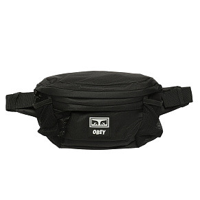Сумка поясная OBEY Conditions Waist Bag Iii (Black)