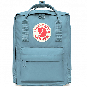 Fjallraven Kanken Mini Backpack (Air Blue)