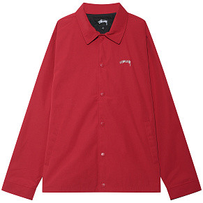 Мужская куртка Stussy (Burnt Red)