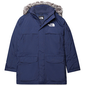 Мужская парка The North Face Mcmurdo 2 (Montague Blue)