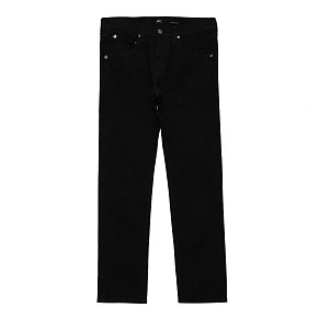 Мужские джинсы Edwin ED-55 Regular Tapered Yoshiko (Black)