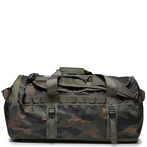 Сумка The North Face Base Camp Duffel 72 (Burnt Olive - Camo Print)
