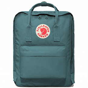 Fjallraven Kanken Backpack (Frost Green)